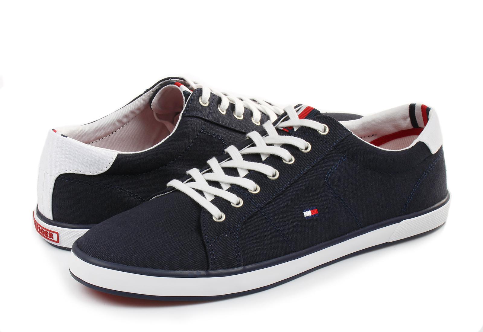dde03bbc74 Tommy Hilfiger Nízké Boty - Harlow 1 - 17S-0596-403Značková obuv a ...